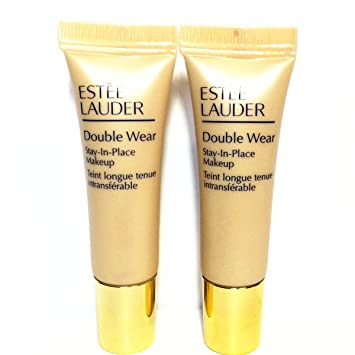 Niewiarygodnie Amazon.com : Lot of 2 ESTEE LAUDER Double Wear Stay-in-place GM68