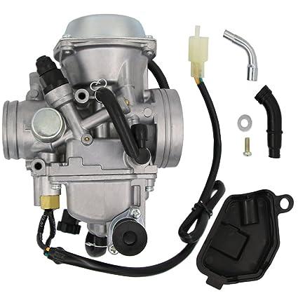 Amazon Carburetor For Honda Rancher 350 Trx350 350es 350fe. Carburetor For Honda Rancher 350 Trx350 350es 350fe 350fmte 350tm 20002006. Honda. 2002 Honda Rancher 350 Valve Parts Diagram At Scoala.co