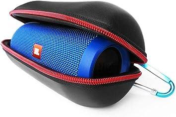 Carry Travel Zipper Portable Protective Hard Case For JBL Flip 3 or JBL Flip 4