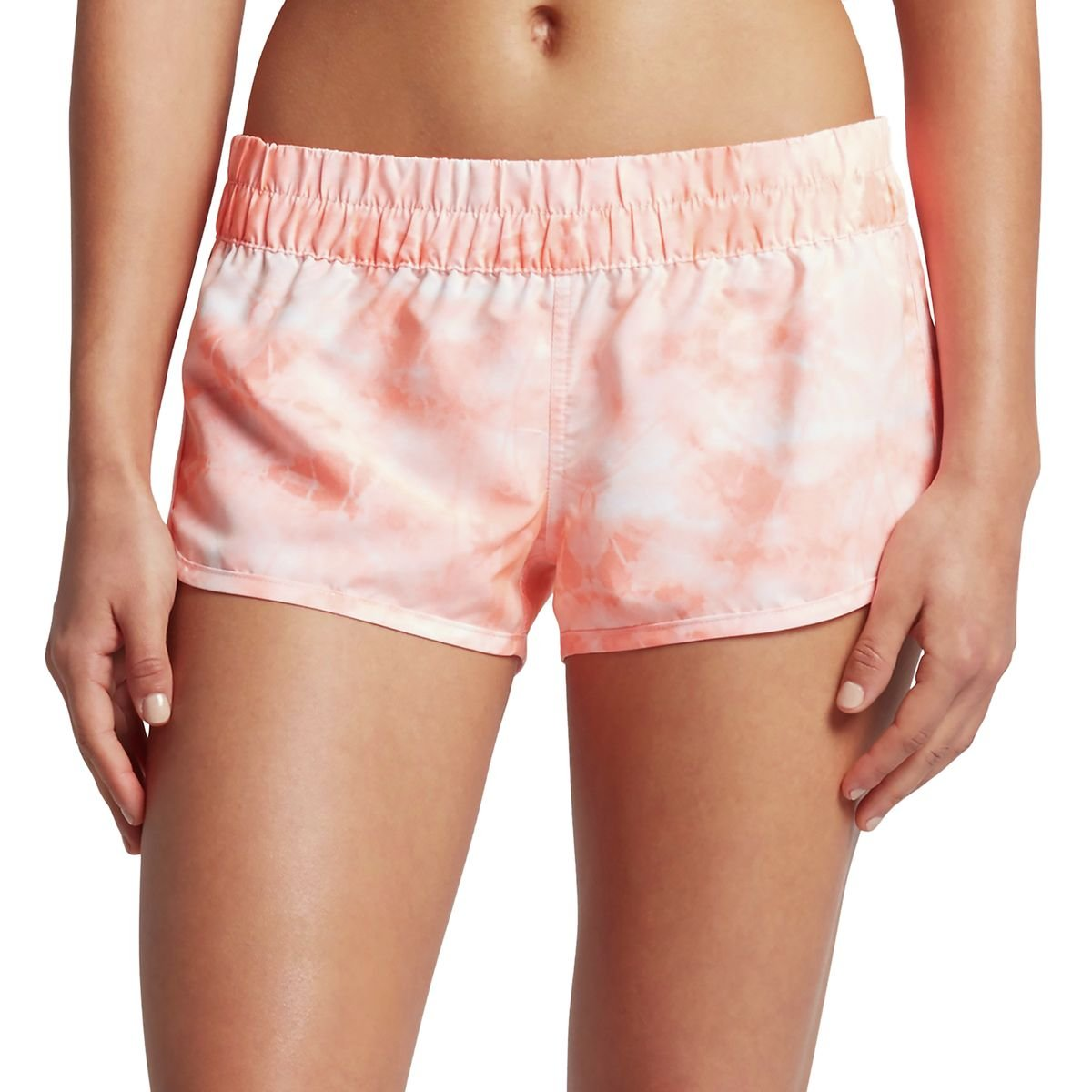 Hurley Womens Supersuede Tie-Dye Beachrider Bottoms