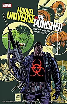 Marvel Universe vs. the Punisher by [Maberry, Jonathan]