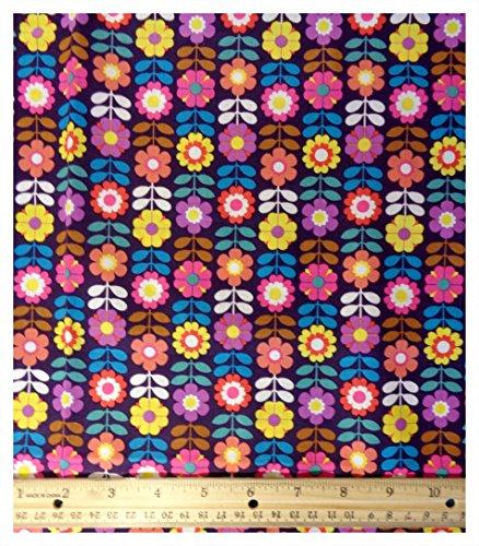 - David's Textiles Diane Kappa Designs Floral Fabric 40