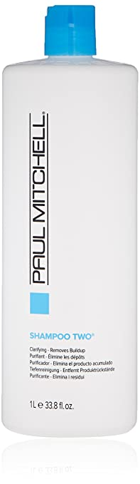 1. Paul Mitchell Shampoo Two - Best Cleansing Clarifying Shampoo