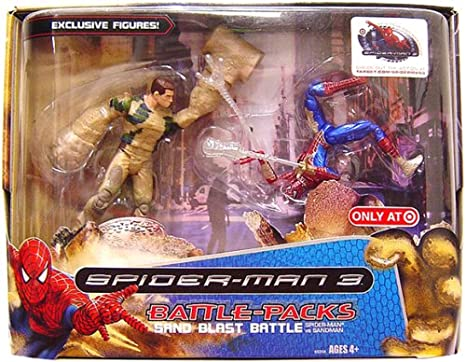 Toys From Target : Amazon spider man sand blast pack target exclusive toys