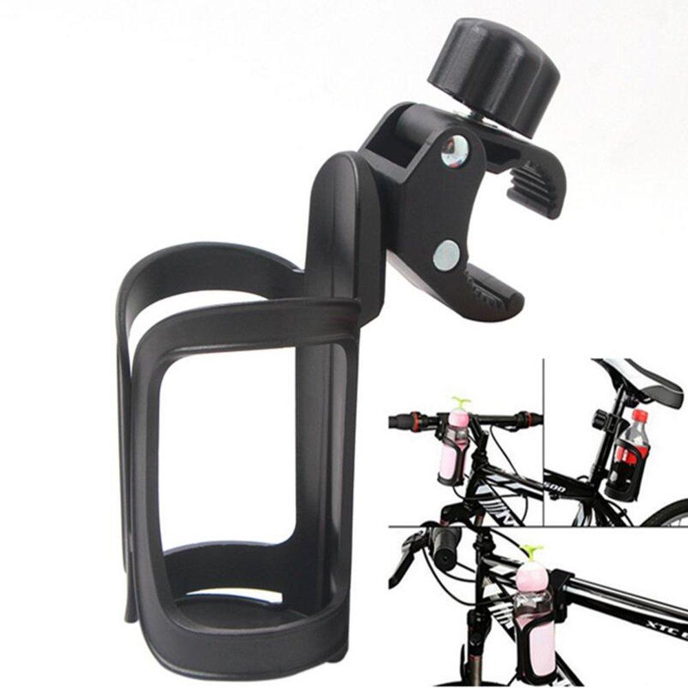 Edition Bike Cup HolderT-Monici Stroller Bottle Holders,Stroller Drink Holders 360 Degrees Rotation Antislip Cup Drink Holder for Baby Stroller/Pushchair, Bicycle, Wheelchair, Motorcycle