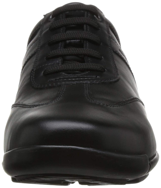 Geox U EDGWARE U843BC Men Low Top Sneaker,Men´s Business Sneaker,Low Shoe,Lace up Shoe,Street Shoe,Sporty,Casual Shoe