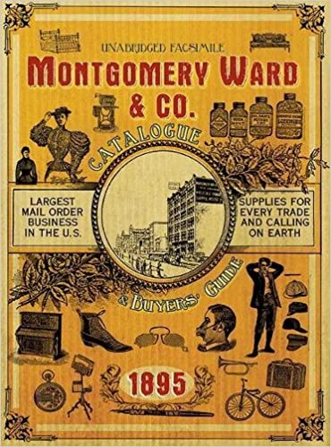 Book Montgomery Ward & Co. Catalogue and Buyers' Guide (1895)