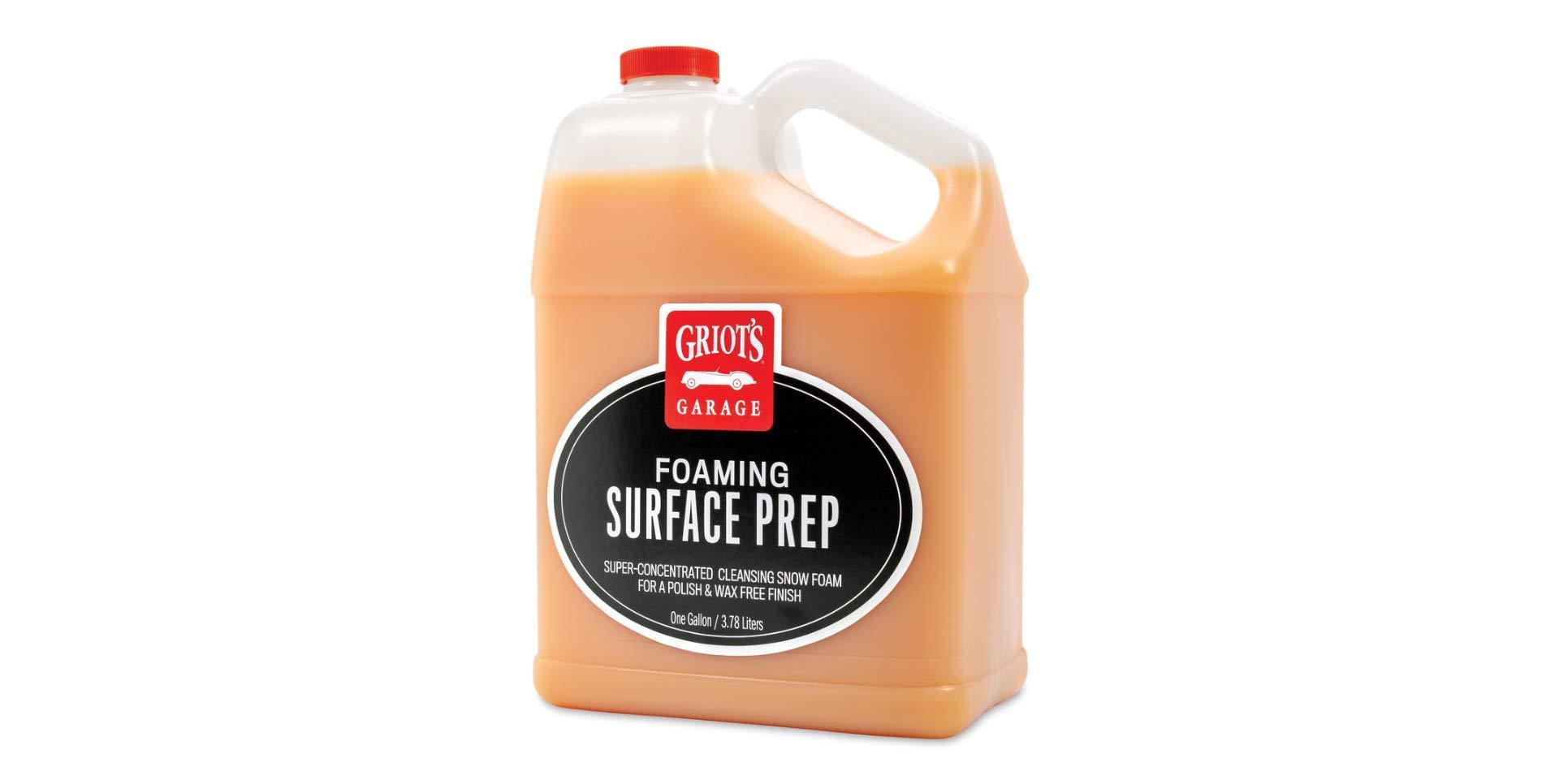 Griot's Garage B3101 BOSS Foaming Surface Prep Gallon