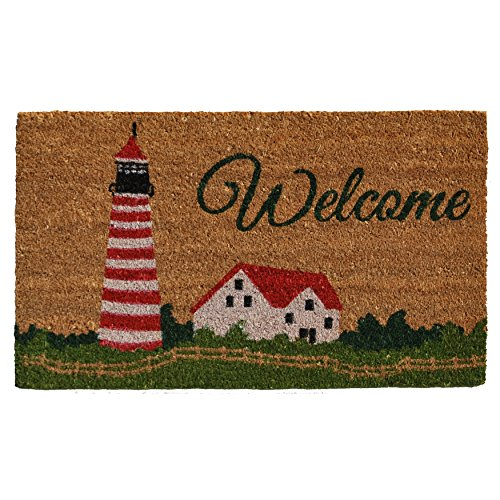 Home & More 121221729 Harbor Welcome Doormat, 17