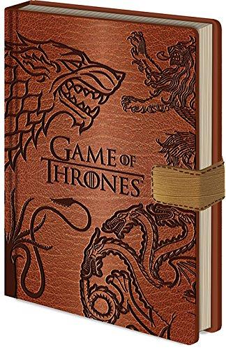 Pyramid International A5/Game of Thronessigilli notebook