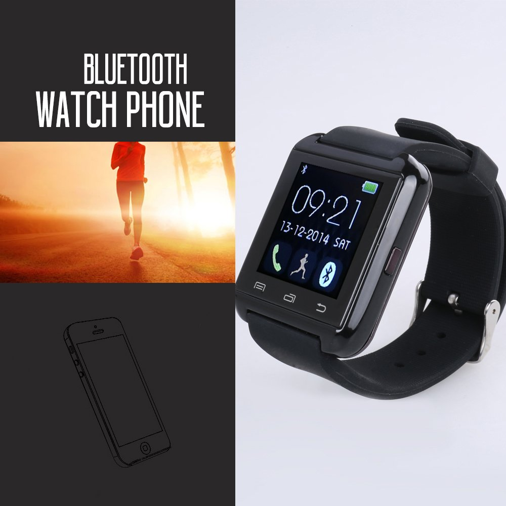 Flylinktech® U8 plus Moda 3.0 SmartWatch Bluetooth pantalla ...