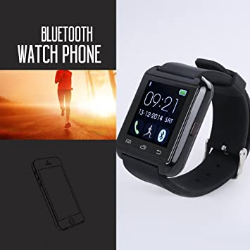 Flylinktech® datos más Bluetooth Smart 4,0 y Watch-Reloj ...