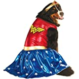 Rubies Costume Co Big Dogs Wonder Woman Dog Costume, XX-Large