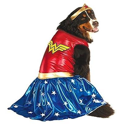 DC Comics Wonder Woman Pet Costume