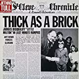 Jethro Tull - Thick As A Brick - Chrysalis - 54 3210031