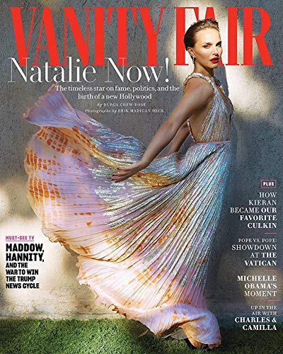 (Vanity Fair Magazine (December, 2018) Natalie Portman)