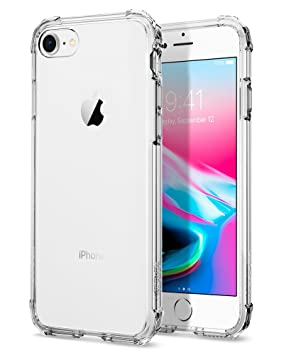 coque transparente iphone 8 spigen