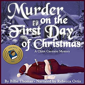 Murder on the First Day of Christmas Audiobook