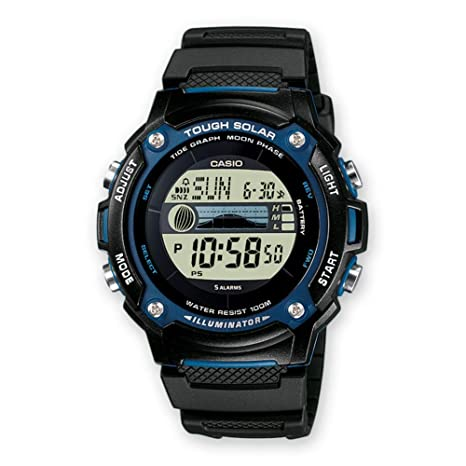 Casio Collection Multi Task W-S210H