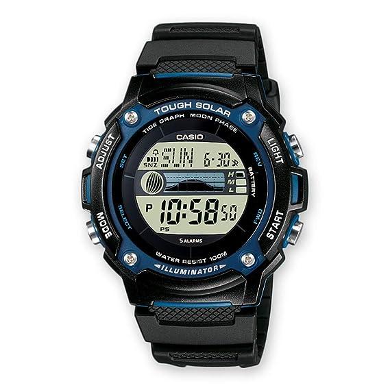 c2e013b6d663 Casio Reloj de Pulsera W-S210H-1AVEF  Amazon.es  Relojes