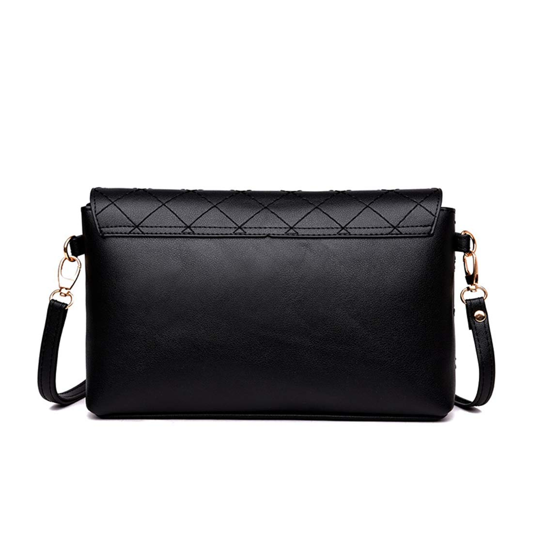 AIYAMAYA Womens Elegant PU Leather Embroidery Fanny Pack Cute Waist Pouch Stylish Travel Cell Phone Bag
