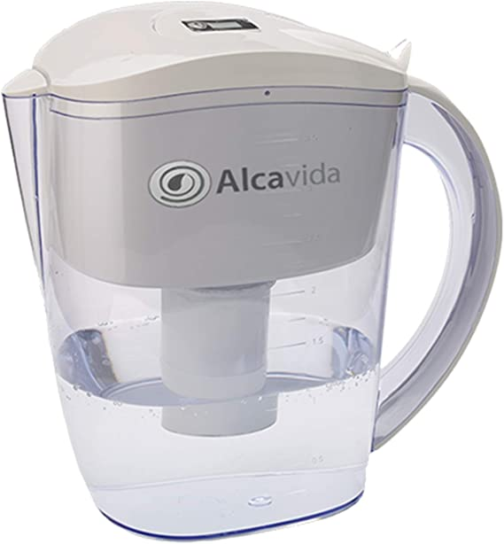 Jarra ionizadora de Agua Alcalina Optima 350: Amazon.es: Hogar