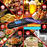 [Latest 2020] AMAGARM Meat Food Thermometer for