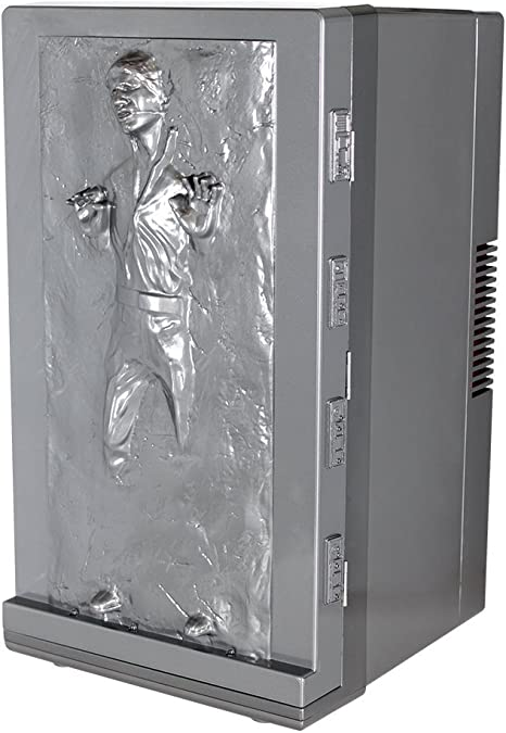 Han Solo In Carbonite Led Nevera Kitchen Dining