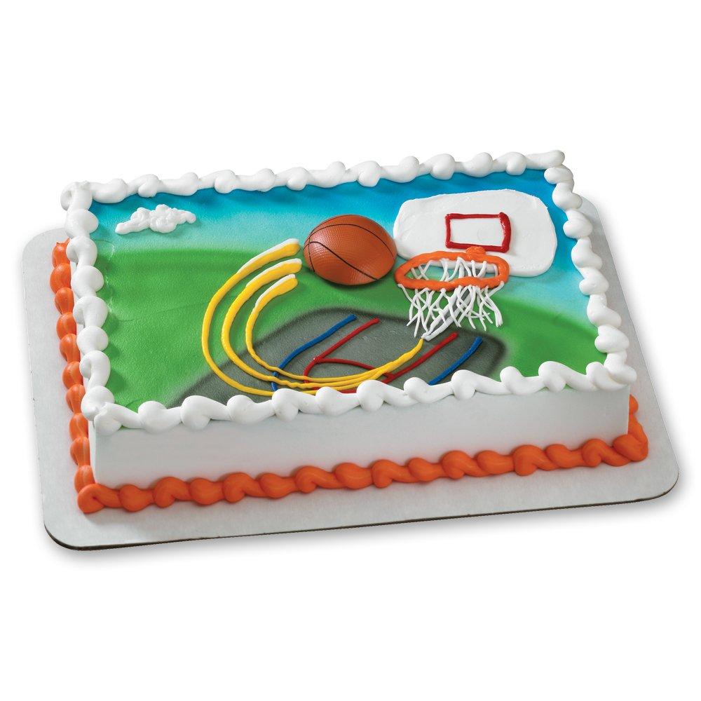 Amazoncom Decopac Extreme Basketball Magnet DecoSet Cake Topper