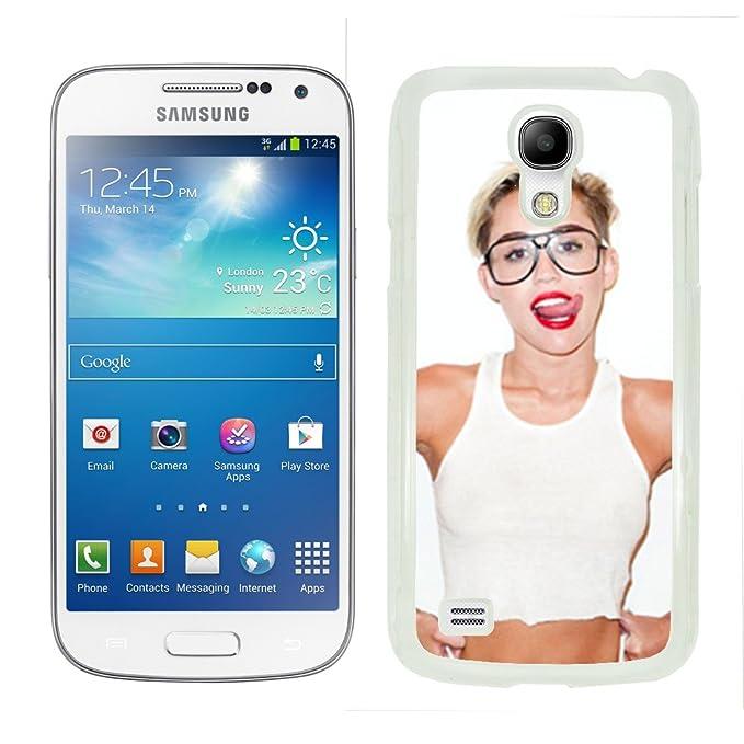 Miley Cyrus Carcasa rígida para Samsung Galaxy S4 Mini i9190 ...