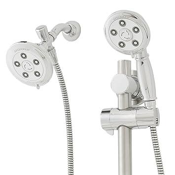 speakman alexandria vs123011 25 gpm hand shower with shower head