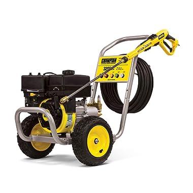 Champion Wheelbarrow-Style Gas Pressure Washer