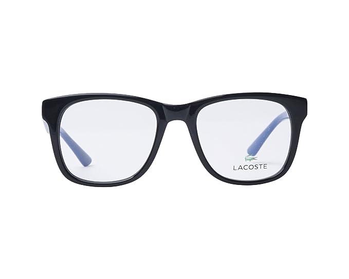 Amazon.com: Nueva Lacoste de los hombres anteojos de lentes ...