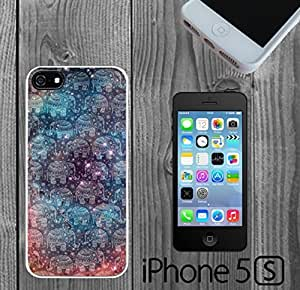 Aztec Elephants Nebula Custom made Case/Cover/Skin FOR iPhone 5/5s