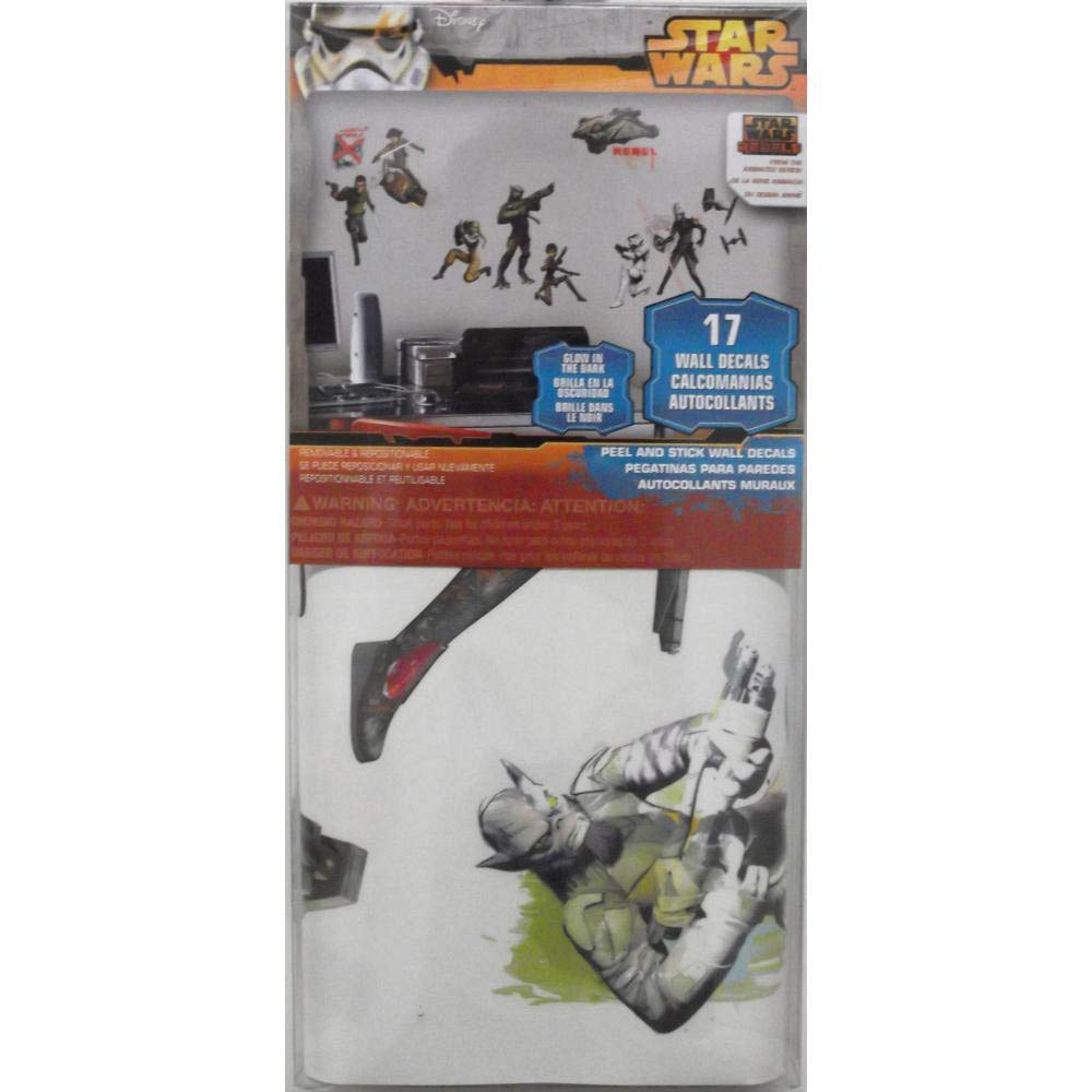 RoomMates Star Wars Rebels Peel And Stick Wall Decals