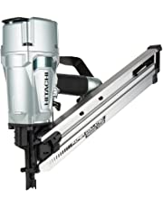 Hitachi NR83AA5 Paper Collated Framing Nailer with Rafter Hook, 3-1/4""