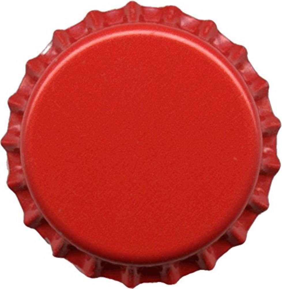 Chicago Brew Werks Red Oxygen Absorbing Crown Bottle Caps for Home brewing (Pack of 144) Inc HOZQ8-265