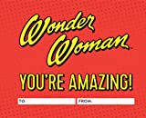 Wonder Woman: You're Amazing!: A Fill-In Book