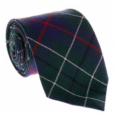 Ingles Nuevo Fabricado en Escocia 100% Lana Duncan Moderno Tartán ...