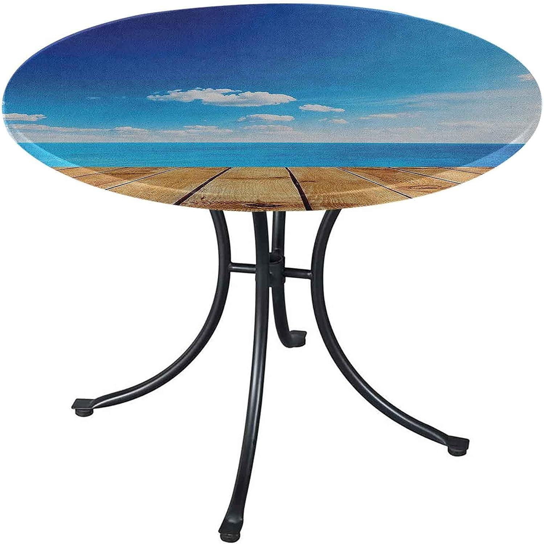 Landscape Elastic Table Cover 48