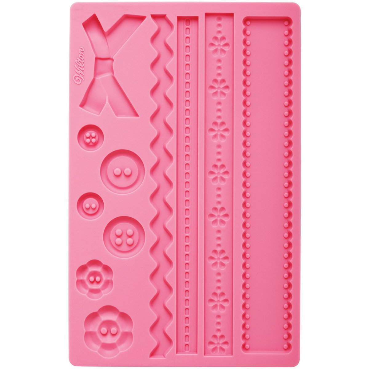 wilton-silicon-mold-for-border