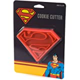 ICUP DC Superman Logo Cookie Cutter, Red
