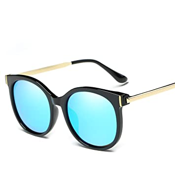 WKAIJC Gafas De Sol Hombres Y Mujeres Moda Personalidad ...