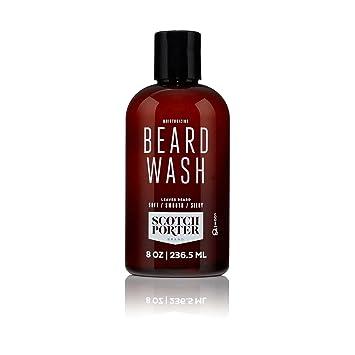 Scotch Porter - Moisturizing Beard Wash - 8 oz