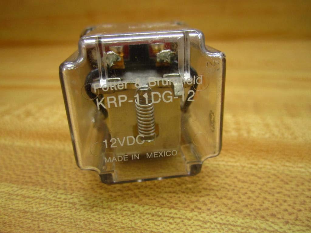 Potter & Brumfield KRP11DG12VDC Relay KRP11DG 12V