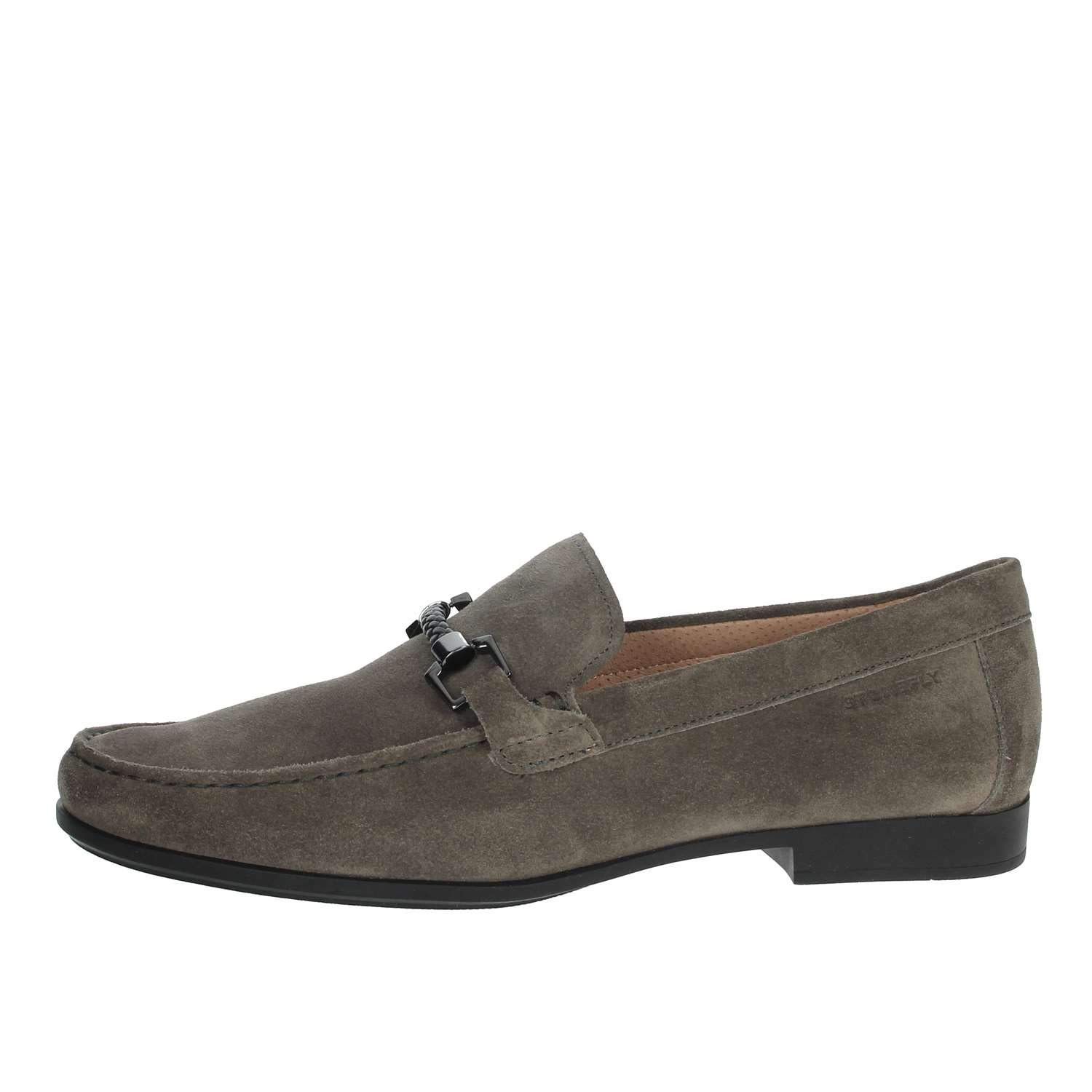 313e304162592 Stonefly Summer Ii Velour, Men's Loafers 8 Grey nucdza7610-Loafers ...