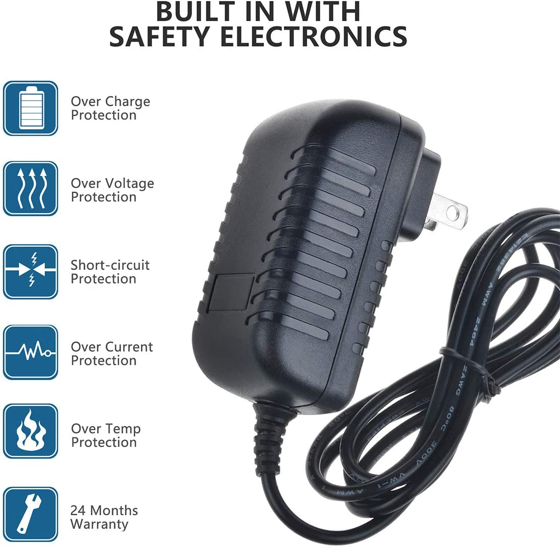 SupplySource AC Adapter Charger for Proform 325 CSX PFEX539151 Recumbent Bike Power