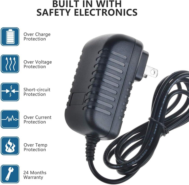 SupplySource 12V AC//DC Adapter For Panasonic Ag-ac90 AG-90P Ag-ac90pj Ag-ac90px HC-X1000 AJ-PX270 Micro P2 Avccam Handheld Camcorder Agac90p Agac90 Agac90pj Agac90px 12VDC Power Supply Battery Charger
