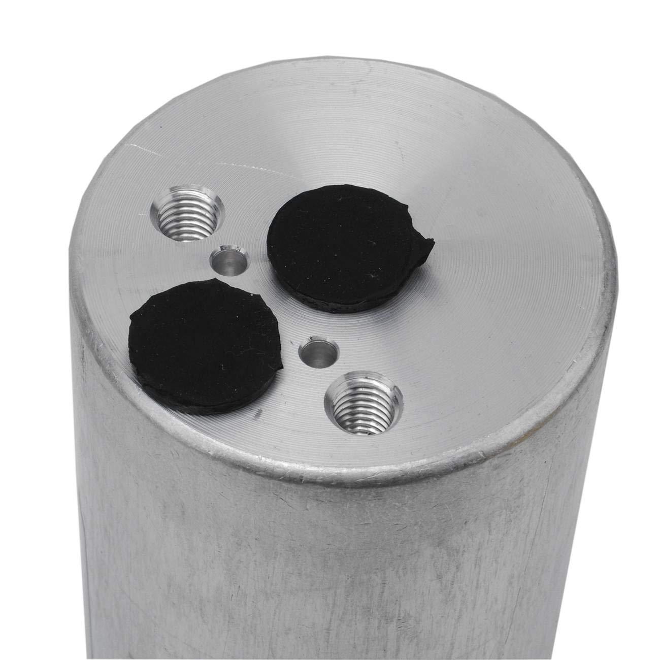 Deebior 1pc AC Receiver Drier Air Condition For BMW 323Ci 323i 325Ci 325i 325xi 328Ci 328i 328is 330Ci 330i 330xi 525i 528i 530i 540i 740i 740iL 750iL M3 M5 X3 Z4 E38 E39 E46 E83 E85 E86