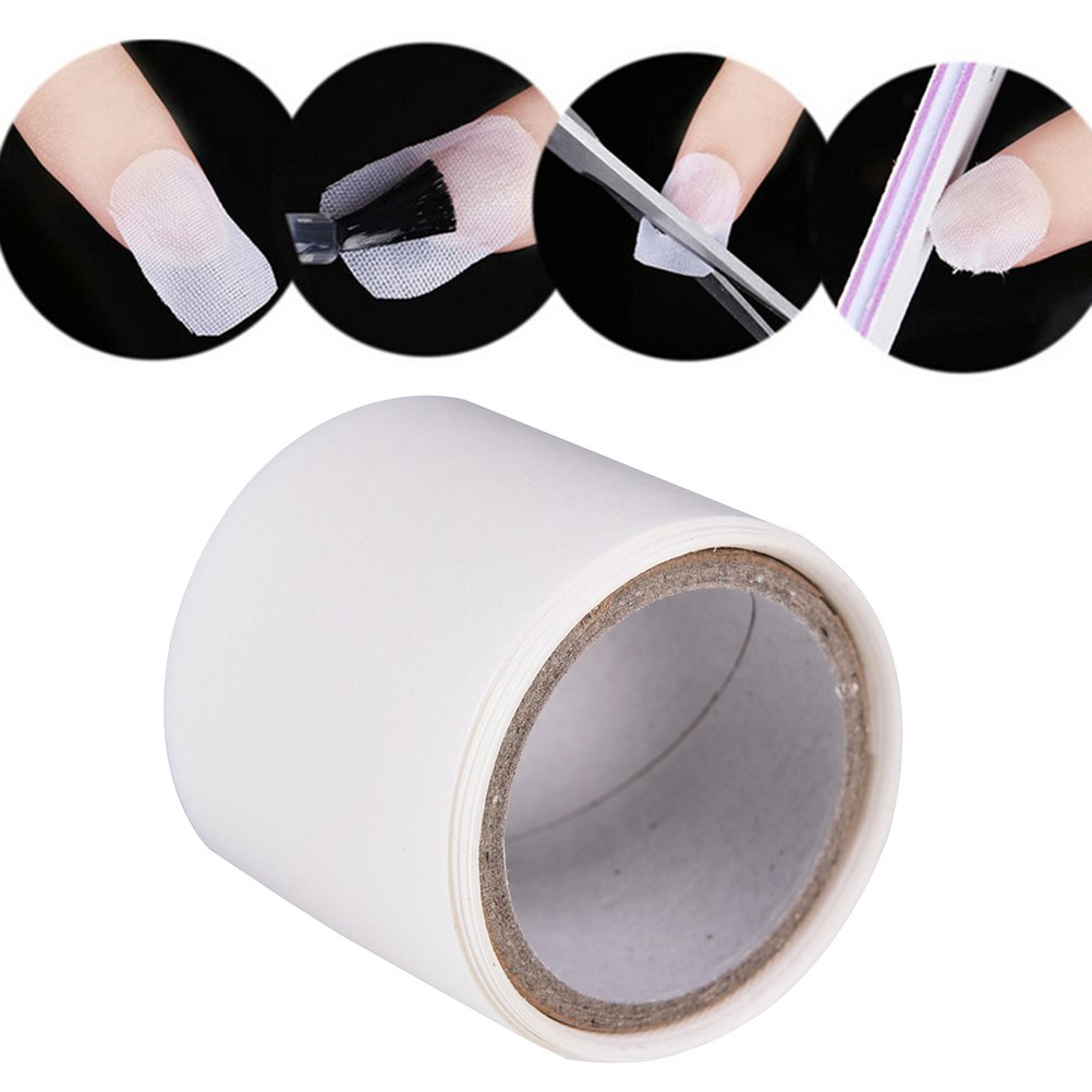 1 Roll Nail Silk Nail Wrap System For Gel Nail Extension by Team-Management Baizhou Xu